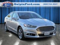 2015 Ford Fusion Energi 4dr Car Titanium Our Location