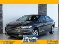 2017 Ford Fusion for sale, featuring FWD, Heated