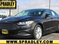 This Ford Fusion is in great shape and has low miles.