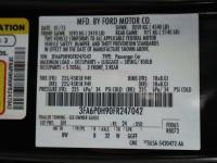 2015 Ford Fusion Tuxedo Black **ONE OWNER**, **LEATHER
