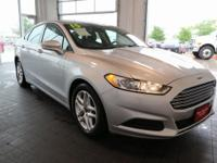 Options:  2015 Ford Fusion