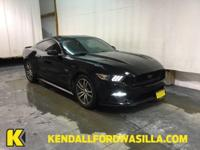 This outstanding example of a 2015 Ford Mustang GT is