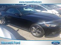 This outstanding example of a 2015 Ford Mustang V6 is