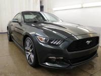 Mentor Kia's own 2015 Mustang EcoBoost Premium! The