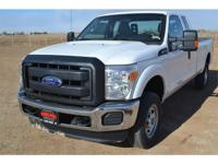 For work or play. our 2015 Super Duty Ford F250 XL