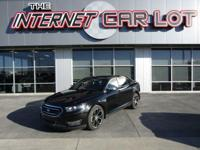 Check out this very nice 2015 Ford Taurus SHO! This