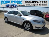 2015 Ford Taurus SEL FWD, 3.5L V-6, 6 speed automatic