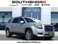 CARFAX One-Owner. 2015 GMC Acadia SLT-1 Quicksilver