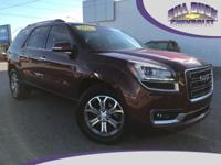 Recent Arrival! CARFAX One-Owner. This 2015 GMC Acadia