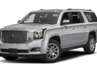 Looking for a clean, well-cared for 2015 GMC Yukon XL?