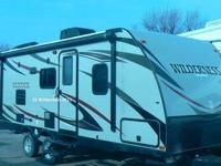 2015 Wilderness 2175 travel trailerGross Vehicle Weight