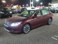 Honda Certified, **CarFax One Owner**, Non Smoker, and