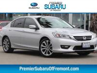 Options:  2015 Honda Accord Sport 4D Sedan|160-Watt
