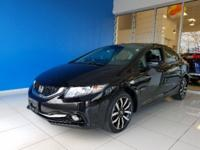 Crystal Black Pearl 2015 Honda Civic ***ANOTHER BOB