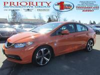 This 2015 Honda Civic Sedan in MIDDLETOWN, RHODE ISLAND