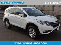 This 2015 Honda CR-V EX-L is offered to you for sale by