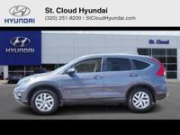 St Cloud Hyundai is excited to offer this 2015 Honda