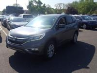 Honda Certified, Sunroof/Moonroof, Non Smoker, and