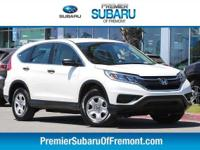 Options:  2015 Honda Cr-V Lx 4D Sport Utility|4