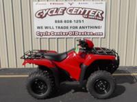 (940) 580-2914 ext.572 Just in!! 2015 Foreman 4x4