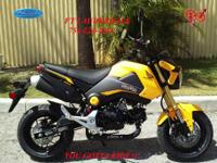 2015 Honda Grom (Grom125) This is what you have been