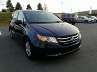 Look at this 2015 Honda Odyssey EX. Its Automatic