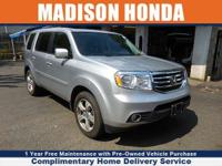 ### 2015 HONDA PILOT ### NAVIGATION !!!! RECENT MADISON