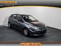 Recent Arrival! 2015 Hyundai Accent GS GS Triathlon