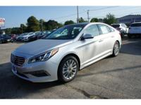 How attractive is this stunning 2015 Hyundai Sonata