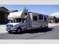 2015 Winnebago Spirit, New motorhome at used price.