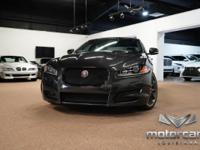 Check out this stunning Jaguar XF 3.0 Sport that was