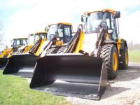Its EcoMAX engine means this loading shovel meets Tier