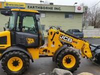 Loaders Wheel Loaders 3545 PSN . 2015 JCB TM220 TM220