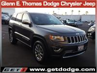 *This 2015 Jeep Grand Cherokee Limited is in excellent