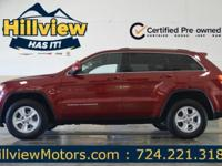**JEEP CERTIFIED** **SOLD HERE NEW** **LAREDO PACKAGE**