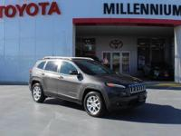 Looking for a clean, well-cared for 2015 Jeep Cherokee?