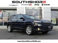 CARFAX One-Owner. Clean CARFAX. 2015 Jeep Cherokee
