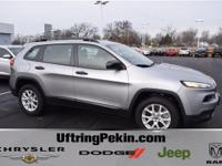Options:  2015 Jeep Cherokee Sport|This Is A 2015 Jeep