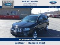 This four wheel drive used 2015 Jeep Compass Latitude