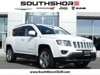 Recent Arrival! CARFAX One-Owner. 2015 Jeep Compass
