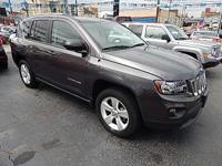 The used 2015 Jeep Compass in Uniontown, PA has aged