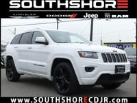 CARFAX One-Owner. 2015 Jeep Grand Cherokee Altitude