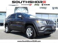 CARFAX One-Owner. 2015 Jeep Grand Cherokee Laredo
