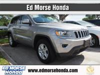 Ed Morse Honda is pleased to be currently offering this
