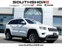 CARFAX One-Owner. Clean CARFAX. 2015 Jeep Grand