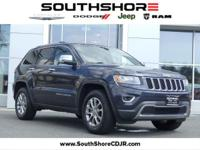 Recent Arrival! CARFAX One-Owner. 2015 Jeep Grand