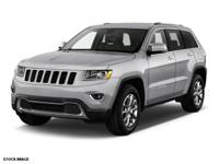 Options:  2015 Jeep Grand Cherokee Limited
