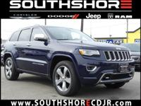 CARFAX One-Owner. 2015 Jeep Grand Cherokee Overland