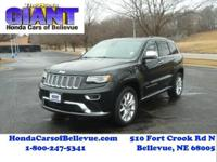 This 2015 Jeep Grand Cherokee Summit is offered to you