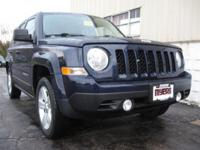 2015 Jeep Patriot 4x4 Latitude Edition !!! 1-OWNER